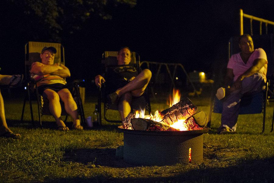 Little Mexico Campground Central Pennsylvania Family
